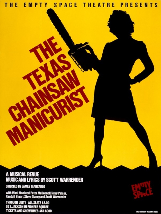 Poster for Texas Chainsaw Manicurist