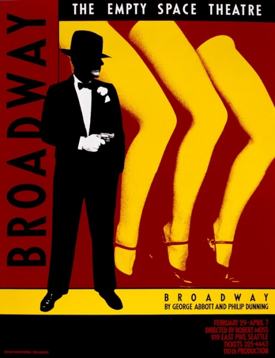 Poster for Broadway